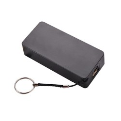Power bank 5200 mAh czarny