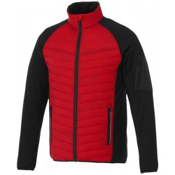 Banff H Jacket, Red/Black, XS